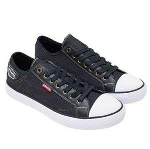Levi's Boys Denim Tennis Shoes